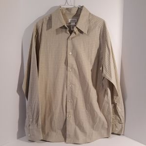 Concepts by Claiborne Men's dress shirt Size L